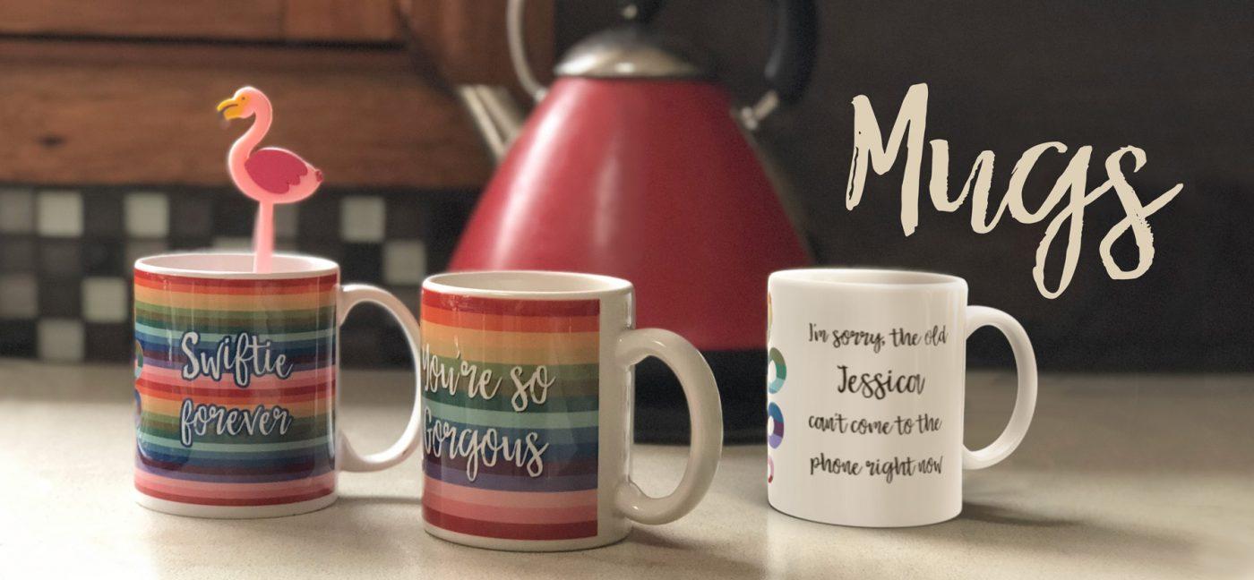Swiftie Mugs Taylor Swift fan mugs