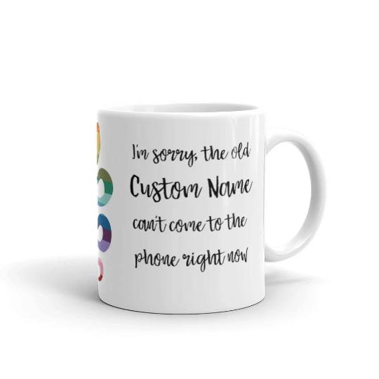 swiftie custom name mug